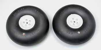"DUB450RV BIG WHEELS 4-1/2"" (2)"