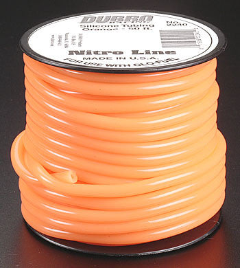 DUB2240 Fuel Line Orange per 1ft