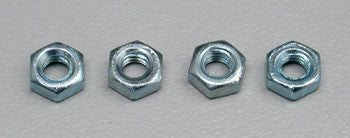 DUB2106 Hex Nuts,4mm