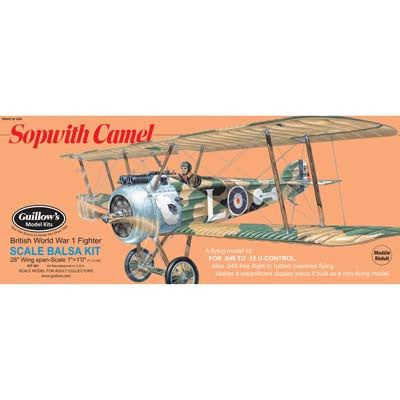 GUI801 Guillow Sopwith Camel