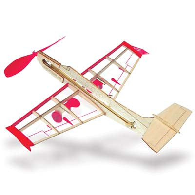 GUI4504 Guillow Mini Model Rockstar Jet
