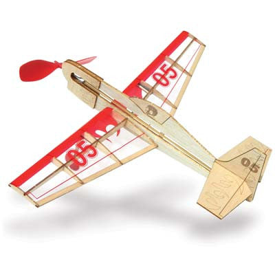 GUI4505 Guillow Mini Model Stunt Flyer