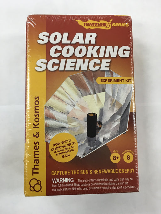THK659226 Solar Cooking Science