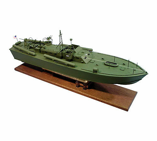 "DUM1233 Dumas Products Inc. US Navy PT109 33"" Boat Kit"