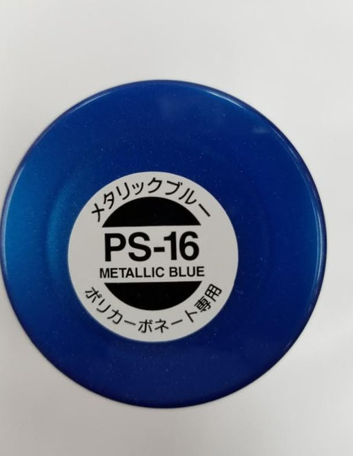 PS-16 Metallic Blue - Spray Paint