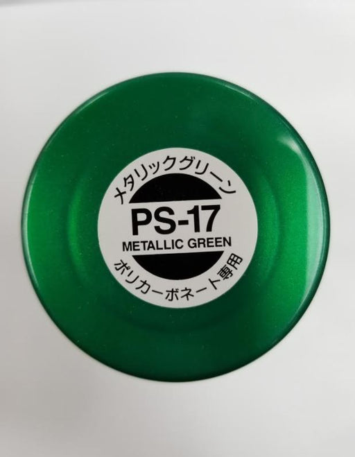 PS-17 Metallic Green - Spray Paint