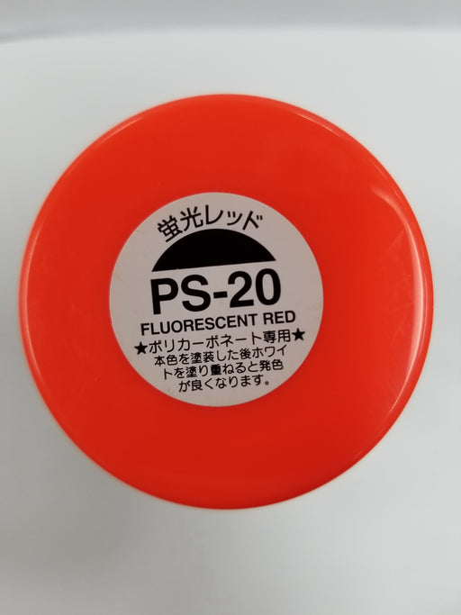 TAM86020  PS-20 Fluorescent Red - Spray Paint