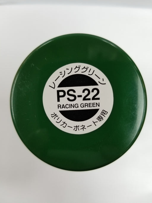 TAM86022  PS-22 Racing Green - Spray Paint