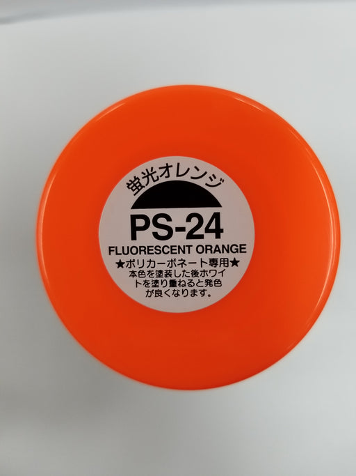 PS-24 Fluorescent Orange - Spray Paint