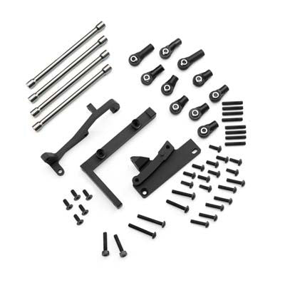RC4Z-S0923 Chassis Mounted Steering Servo Kit SCX10