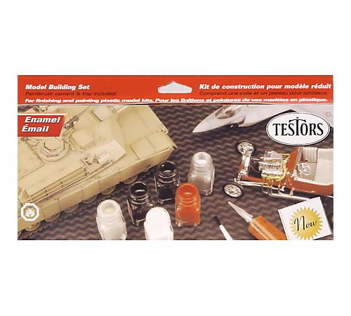 TES9116 Model Building Paint Set