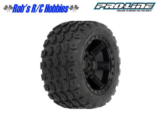 PRO1175-13 Dirt Hawg 2.8 All Terrain Mntd Desperado Re