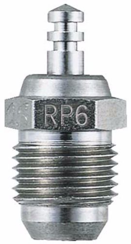 OSMG2703 RP6 Turbo Glow Plug Med On-Road