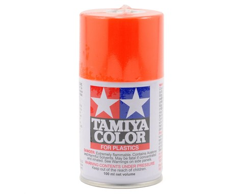 TAM85031 TS-31 BRIGHT ORANGE LACQUER SPRAY