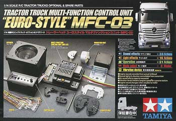 TAM56523  Multi Function Control Unit Tractor Truck