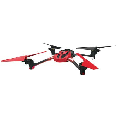 TRA6608 RED LaTrax Alias Quad RTF