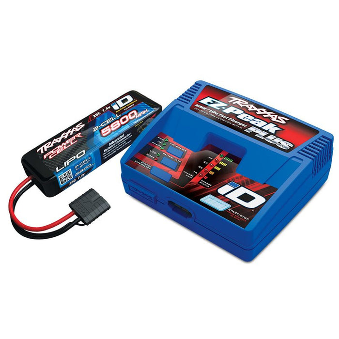 TRA2992 2S Single Battery/Charger Combo