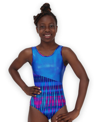Leap Gear Gymnastics Leotard or Biketard