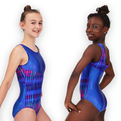 Leap Gear Switch Electric Pulse Gymnastics Leotard