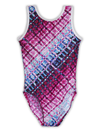 Leap Gear Kaleidoscope Stripe Gymnastics Leotard