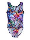Leap Gear Swirls Easy-Care Gymnastics Leotard
