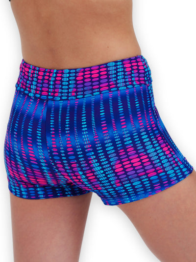 Leap Gear Electric Pulse Gymnastics Shorts