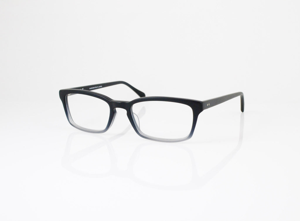 SALT Townsend eyeglass frame, side view