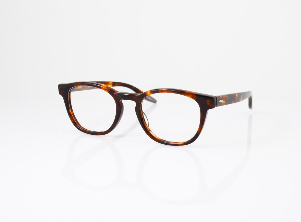 Barton Perreira Gilbert Eyeglasses in Chestnut, side view, from Specs Optometry