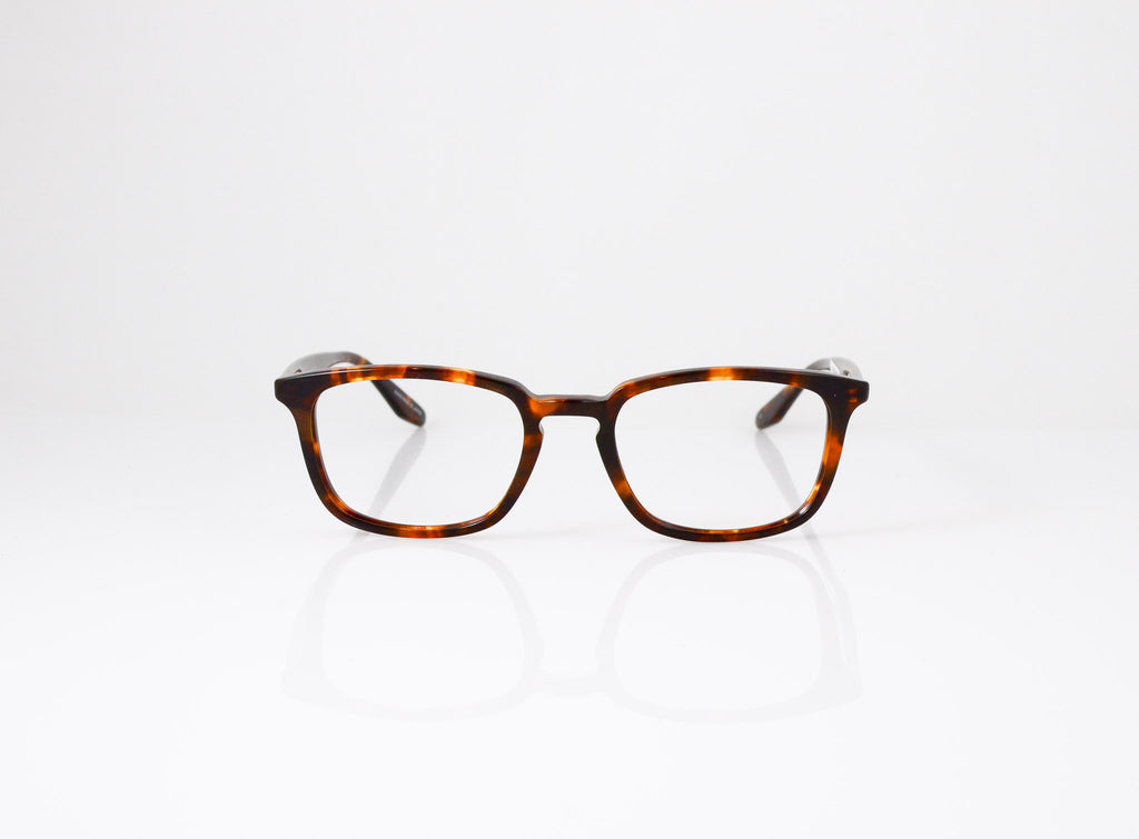 Barton Perreira Cagney Eyeglasses in Chestnut, front view, from Specs Optometry