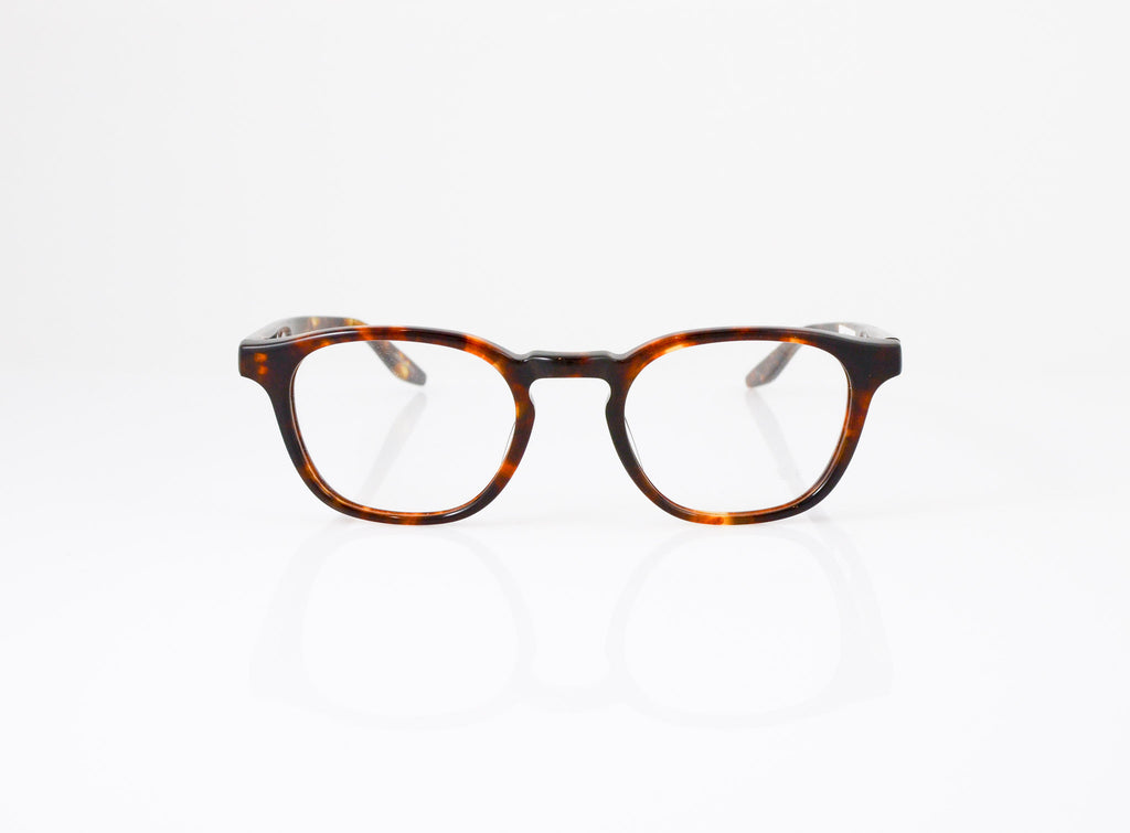 Barton Perreira Skip Eyeglasses in Chestnut, front view, from Specs Optometry