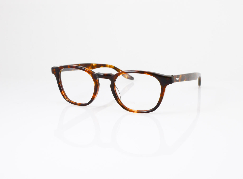 Barton Perreira Skip Eyeglasses in Chestnut, side view, from Specs Optometry