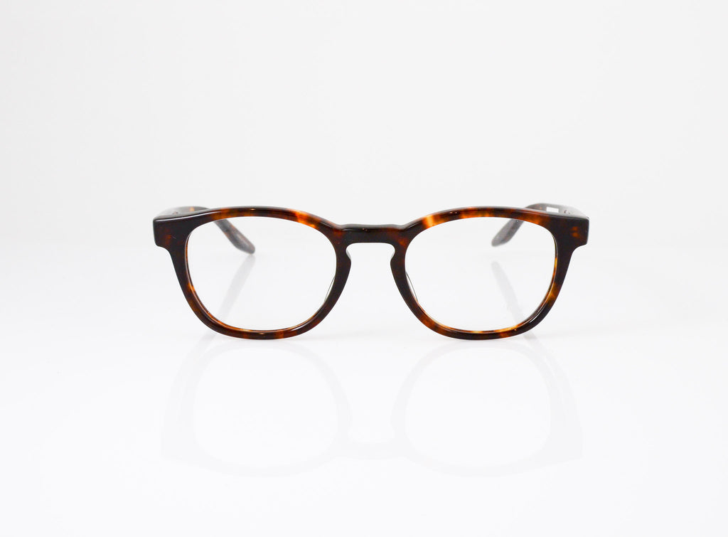 Barton Perreira Gilbert Eyeglasses in Chestnut, front view, from Specs Optometry