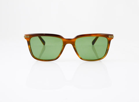 9b4bcade715 DITA Cooper Sunglasses in Amber Maple with Antique 18K Gold