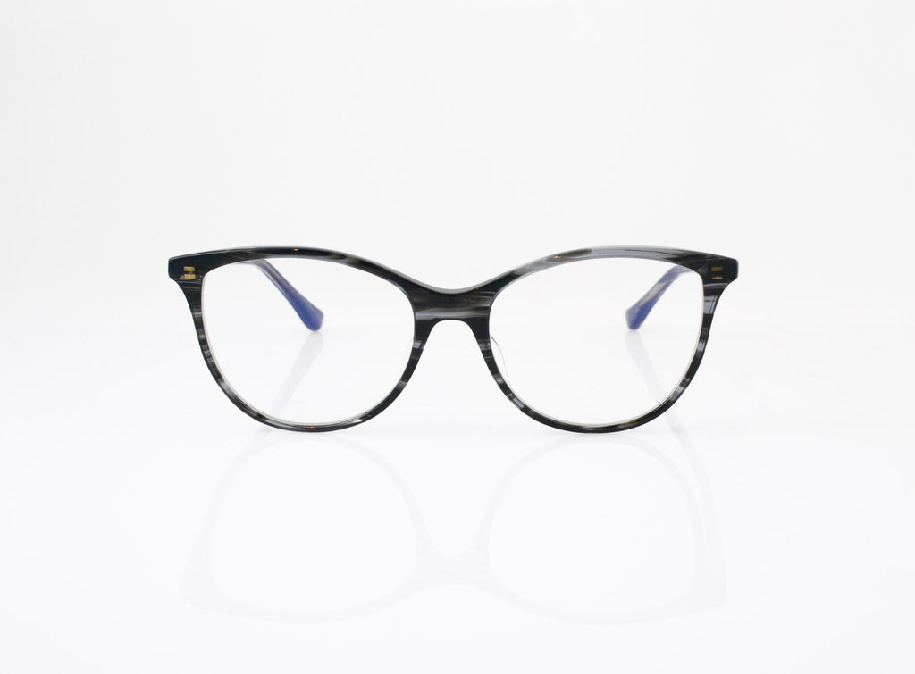 DITA Daydreamer in Smoke Crystal, front view, from Specs Optometry