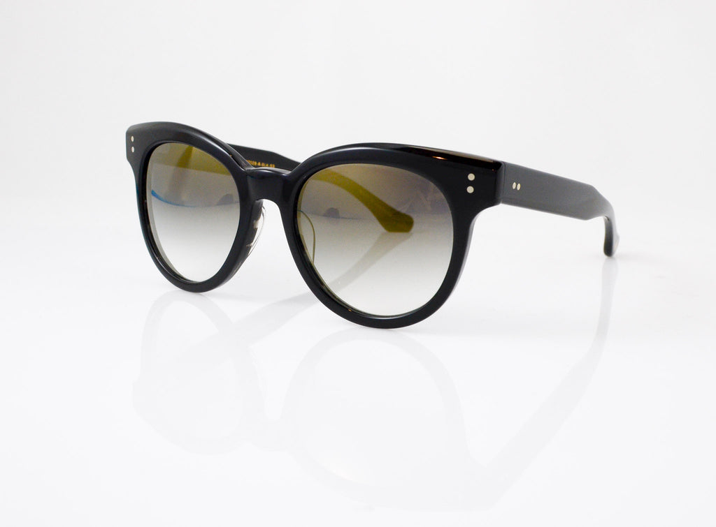 DITA Sunspot Sunglasses in Black, side view, from Specs Optometry