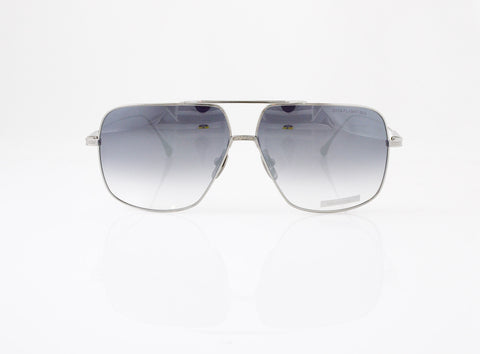 DITA Flight 005 Sunglasses in Black Palladium, front view, from Specs Optometry