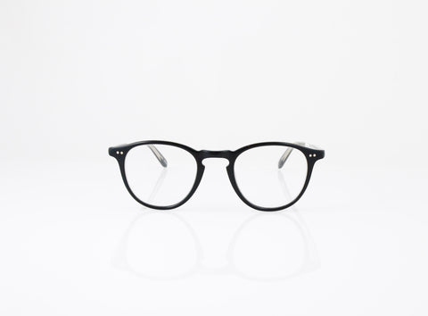 GLCO Hampton (44) Eyeglasses in Black, front view