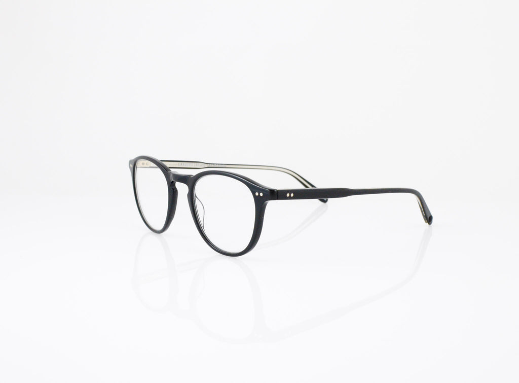 GLCO Hampton (44) Eyeglasses in Black, side view