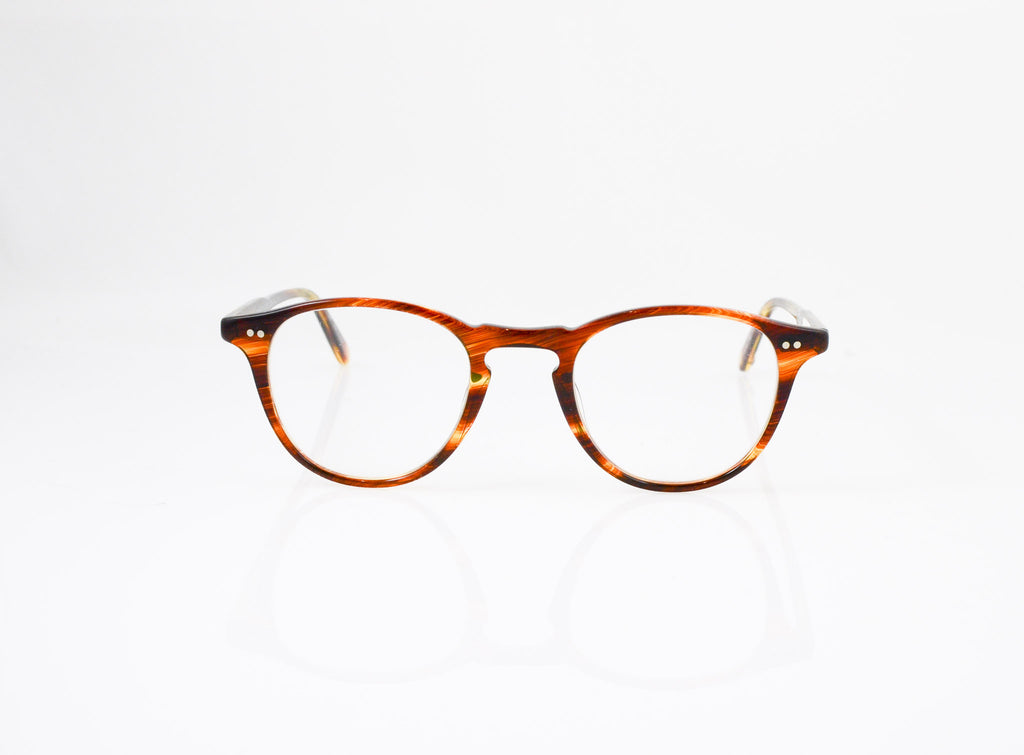 GLCO Hampton (44) Eyeglasses in Chestnut, front view, from Specs Optometry