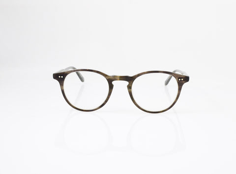 GLCO Winward Eyeglasses in GI Tortoise Laminate, front view, from Specs Optometry