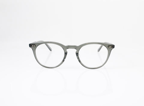 GLCO Rose Eyeglasses in Grey Crystal, front view, from Specs Optometry