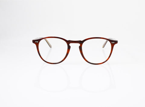 GLCO Hampton (46) Eyeglasses in Whiskey Tortoise, front view, from Specs Optometry