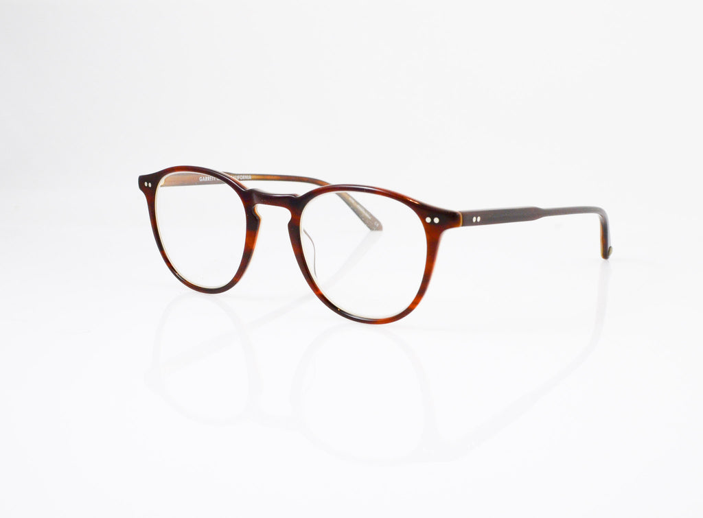 GLCO Hampton (46) Eyeglasses in Whiskey Tortoise, side view, from Specs Optometry