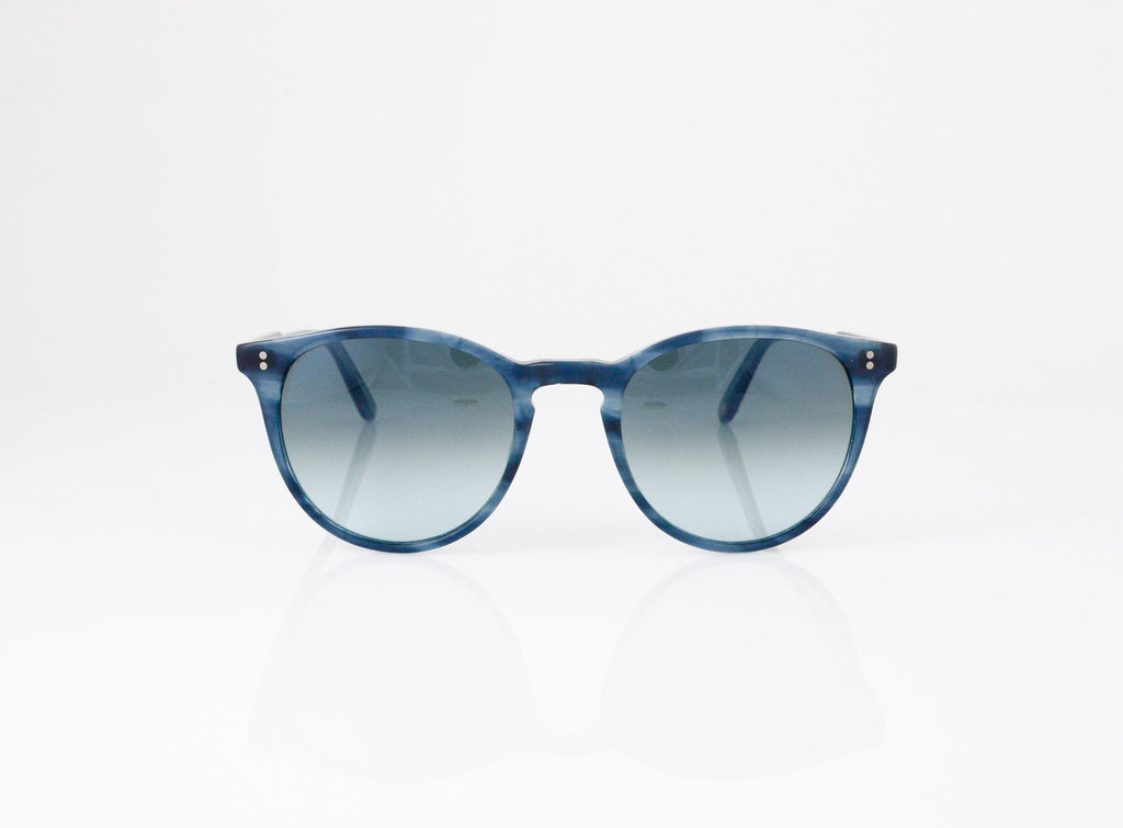 GLCO Milwood Sunglasses in Matte Indigo Tortoise, front view, from Specs Optometry