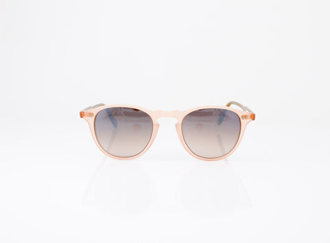 GLCO Hampton Sunglasses in Matte Pink Crystal, front view, from Specs Optometry
