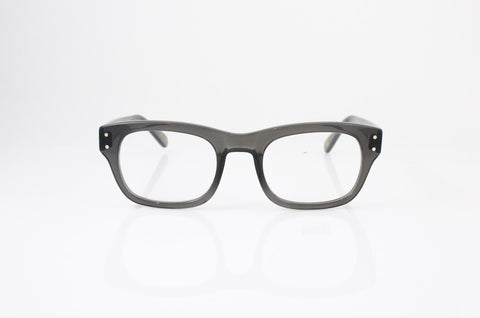 Moscot Nebb Eyeglasses in Grey, front view, from Specs Optometry