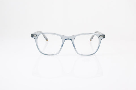 Moscot Noah Eyeglasses In Frost, front view, from Specs Optometry