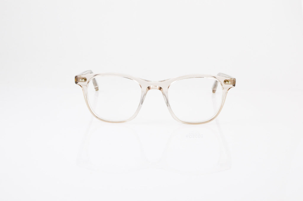 Moscot Noah Eyeglasses In Mist, front view, from Specs Optometry