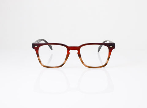 SALT Novak Eyeglasses in Matte Painted Desert, front view
