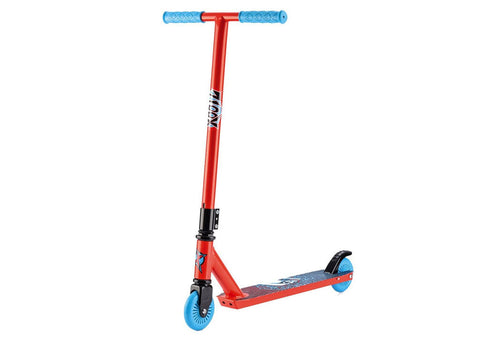 Two Wheel Stunt Scooter (Hazard Red, Kids)